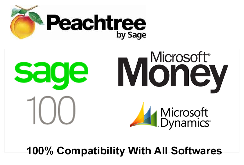 Peachtree & All Other Software Envelopes