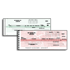Compatible One Write Replacement Checks Mcbee 174 Mb Or