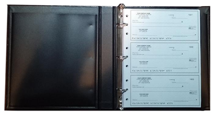 Compact Deskbook Binder 3 Ring