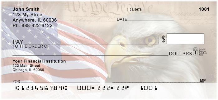 american eagle pride personal checks