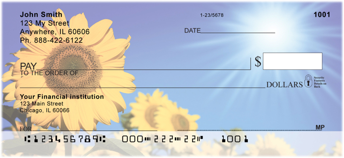 Sunflowers<br>NAT-08