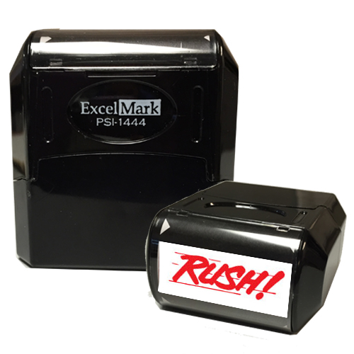 Flash Pre-Inked Stamp - RUSH