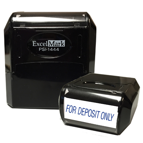 Flash Pre-Inked Stamp - FOR DEPOSIT ONLY